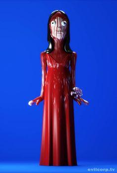 """Voici les """"Evil Vinyl""""dustudio anglais Evil Corp, qui a imaginé de superbes art toys inspirés des personnages de films et de séries cultes ! On retrouve"""