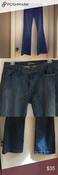 Anlo jeans size 29 Anlo jeans size 29. Great condition. Has a little wear on the bottoms Anlo Jeans Flare & Wide Leg