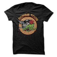 Looney Tunes Parody - Zombie Toon T Shirt | Bugs Bunny | Tazmanian Devil | Buy at https://www.sunfrog.com/Looney-Tunes-Parody--Zombie-Toon.html?6987