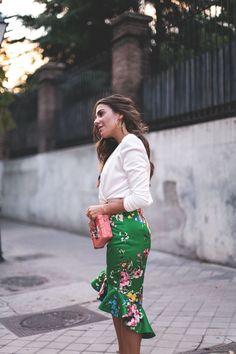 El pasado lunes Jorge Vázquez, uno de mis diseñadores fetiche del panorama nacional, presentaba su colección Primavera Verano 2017 sobre la pasarela de Mercedes-Benz Fashion Week Madrid. África fue el