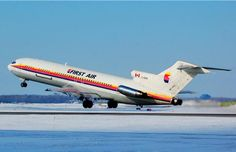 First Air Boeing 727, Canada