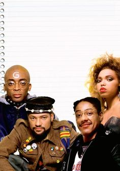 School Daze-one summer I literally watched this movie EVERY DAY!