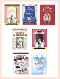 Eloise and the plaza book