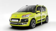 With the Citroën Picasso you can have your cake and eat it. It's got the ruggedness of an SUV with the practicality of a people carrier – and bags of impish charm. Psa Peugeot Citroen, Monospace, Automobile, Picasso, Vehicles, France, Cars, People, Photos