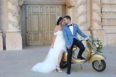 Lavish & luxurious, this vow renewal shows couples that just because it's not your first celebration, it doesn't mean you can't be fancy.