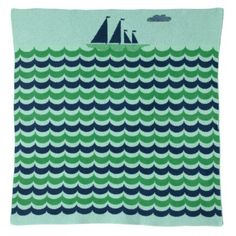 boat baby blanket. holy smokes.