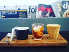"One of the first questions Australians ask overseas is, ""where can I get a good coffee?"" Here are Auckland's tried and tested gems. Travel Advice, Travel Ideas, Best Coffee, Auckland, Gems, Tableware, Dinnerware, Gemstones, Dishes"