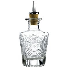 The Vintage Style Dash Bottle is the versatile way to pour almost any type of dressing or spirit. A bitters bottle is ideal for a retro touch to your bar.