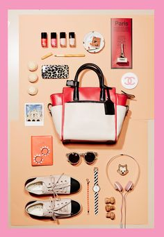 Ready! Set! Jet! The best Travel Accessories - Glossed & Found