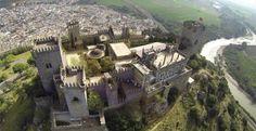 Máxima expectación en Almodóvar del Río por el rodaje de la séptima temporada de 'Juego de Tronos'