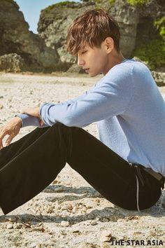 Lee Jun Ki illustrates his gentle charm from Okinawa Lee Jun Ki, Lee Joongi, Busan, Uncontrollably Fond, Arang And The Magistrate, Wang So, Moon Lovers, Lee Jong Suk, Joon Gi