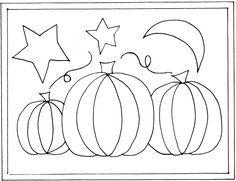 Pumpkin Trio punch needle …