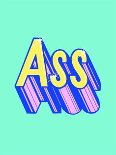 Typography / Beautiful Swear Words