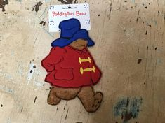 Your place to buy and sell all things handmade Paddington Bear, Fabric Patch, Faux Fur, Patches, Buy And Sell, Handmade, Stuff To Buy, Vintage, Clothes