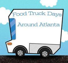 Food Truck Days Around Atlanta
