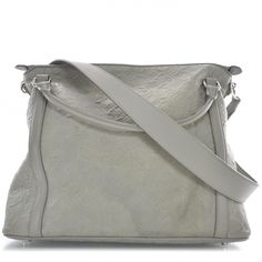 a59db1850ae7 LOUIS VUITTON Monogram Antheia IXIA MM Grey. Grey Bags, Louis Vuitton  Monogram, Louis