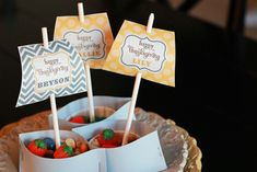 kids thanksgiving crafts | Last year a friend made these for our Thanksgiving preschool feast ...