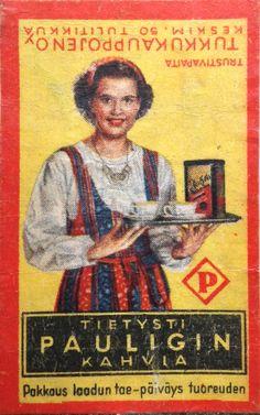 Old matchbox labels. Retro Ads, Vintage Advertisements, Vintage Ads, Vintage Photos, Old Ads, Underwater Photography, Vintage Photography, Finland, Denmark