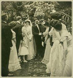 Wedding year 1903. U.S.A. | Flickr - Photo Sharing!