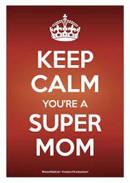 Schenken Sie Ihrer Mutter 8 Wochen BEMER testen! Super Mom, Keep Calm, Stay Calm, Relax