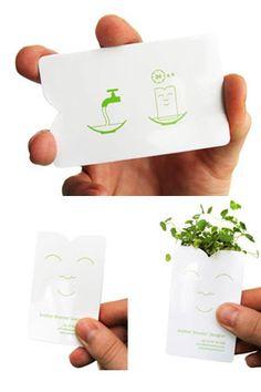 unique business cards designs