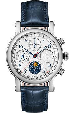 Christiaan van der Klaauw | CVDK Ariadne CKAR3376, One of my dream watches!