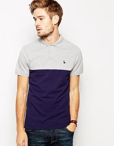 Jack+Wills+Polo+with+Colour+Block