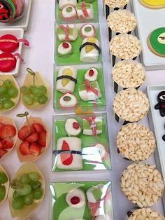 Słodkie sushi? Czemu nie:)