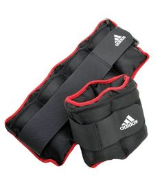 adidas Adjustable Ankle/Wrist Weight - List price: $49.99 Price: $31.90 Saving: $18.09 (36%)