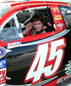 Adam Petty | CMT : Photos : All The Greatest Pictures : CMT 40 Greatest NASCAR ...