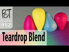 The Beading Gem's Journal: How to Use the Skinner Blend Technique for Polymer Clay