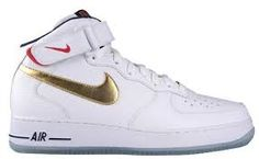Image result for air force 1 mid usa
