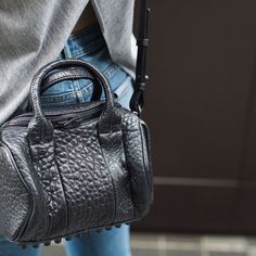 Alexander Wang Mini Rockie bag, сумки модные брендовые, www.bloghandbags.blogspot.ru
