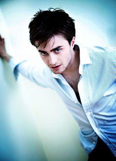 "Daniel Radcliffe. I once was ""Mrs. Daniel Radcliffe"" for halloween. I was eleven."