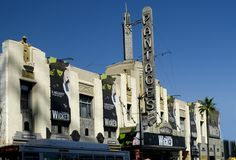 Pantages Theater Los Angeles