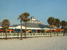 Palm Pavilion Beachside Grill, Clearwater Beach
