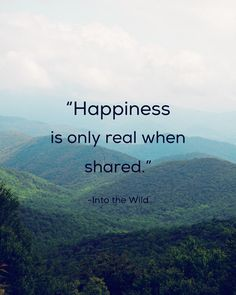 Happiness is only real when shared Typography by Kim Fearheiley Photography $30.00