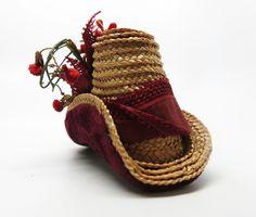 RARE Wonderful Antique Doll's Hat for French Fashion | eBay