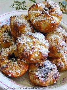 Kysnuté muffiny s lubovolnou plnkou   O jedle ochutenom láskou