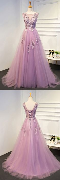 Only $139, Beautiful Light Purple Beaded Lace Long Prom Dress Tulle #MQD17007 at #SheProm. SheProm is an online store with thousands of dresses, range from Prom,Homecoming,Party,Purple,A Line Dresses,Long Dresses,Customizable Dresses and so on. Not only selling formal dresses, more and more trendy dress styles will be updated daily to our store. With low price and high quality guaranteed, you will definitely like shopping from us.
