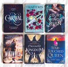 fantasy covers by annreads Books Book aesthetic Book lovers