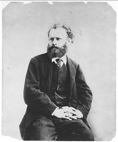 Eduard Manet, ca 1865, by Nadar
