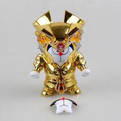 >> Click to Buy << Anime Catoon Doraemon DoraCat Gemini Saint Seiya Myth Cloth Gold Ex Gemini PVC Action Figure Collectible Model Toy 10cm KT643 #Affiliate
