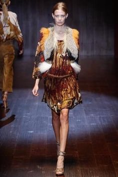 Gucci Spring 2015 Ready-to-Wear Fashion Show: Complete Collection - Style.com