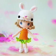 A specially designed bunny doll in an adorable carrot dress ʚ♡⃛ɞLᵒᵛᵉᵧₒᵤʚ♡⃛ɞ(ू•ᴗ•ू❁)