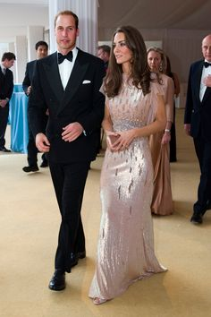 June 9, 2011 - See Kate Middleton and Prince William's Best Style Moments  - ELLE.com