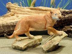 Florida Panther Figurine New