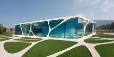 #Arquitectura sin límites
