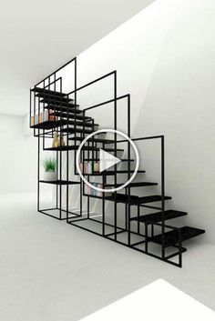 Staircase although avoided but they are the main attraction of our house. We wel Modern Stairs attraction avoided House main Staircase wel Interior Railings, Interior Stairs, Interior Architecture, Interior Design, Stairs Architecture, Luxury Interior, Room Interior, Contemporary Stairs, Modern Stairs