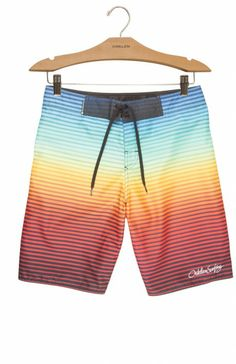 Osklen - BERMUDA SURF MASC. OVER SHADED - bermudas - men